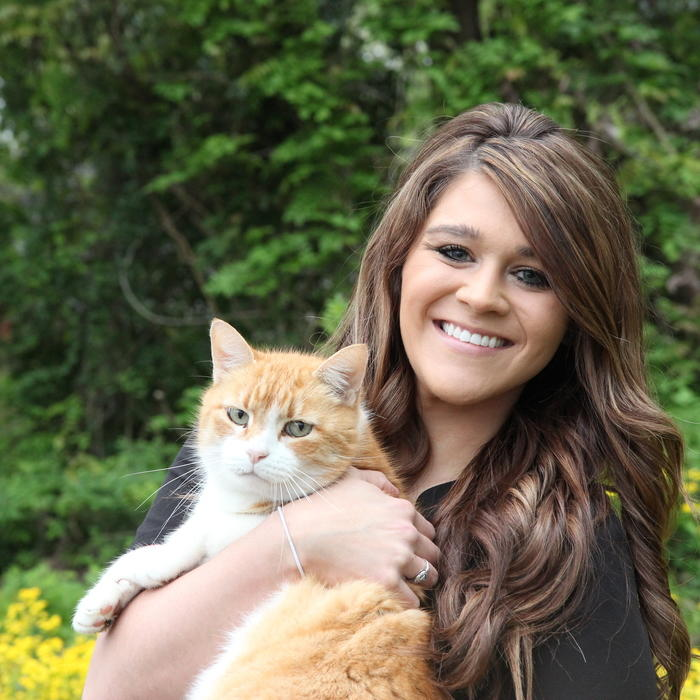 Macey Easterling </br>Veterinary Assistant and Receptionist  photo